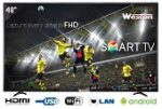 Weston WEL-5100 122 cm (48) Smart Full HD LED Television Rs.1,330 with out credit card and bajaj finance emi card