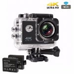 CP Bigbasket 4K WIFI Sports Action Camera 12MP Rs.223 with out credit card and bajaj finance emi card