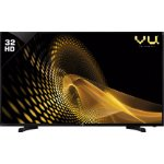 Vu (32 inch) HD Ready LED TV Rs.655 with out credit card and bajaj finance emi card