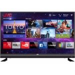 JVC (43 inch) Ultra HD (4K) LED Smart TV Rs.1,188 with out credit card and bajaj finance emi card