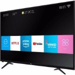 Vu Ultra Smart 40 inch Full HD LED Smart TV Rs.922 with out credit card and bajaj finance emi card