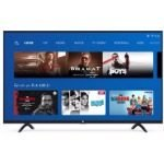 Mi LED Smart TV 4X 108 cm (43) Rs.1,177 with out credit card and bajaj finance emi card